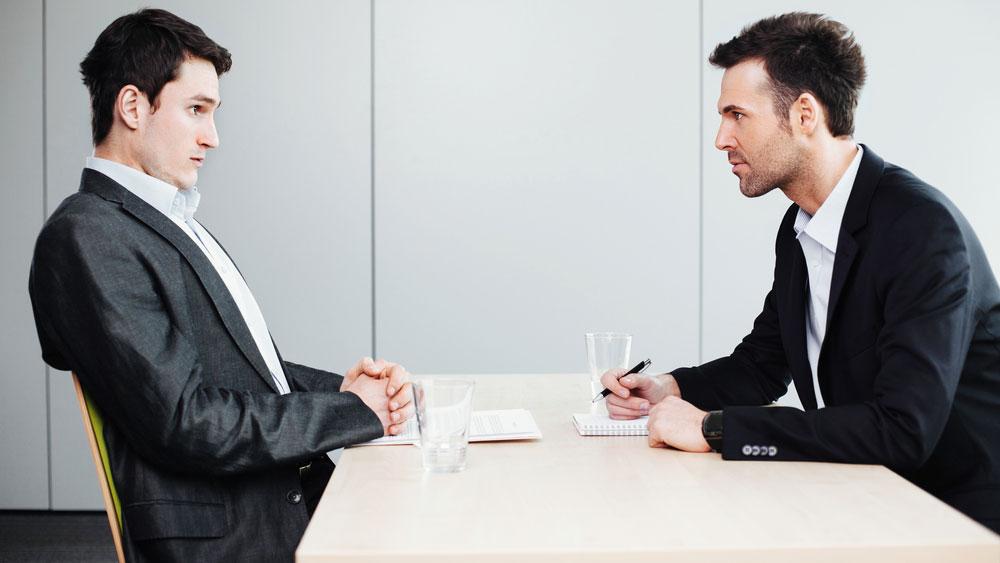 استرس در مصاحبه